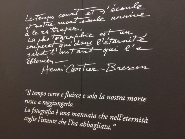 Henry cartier bresson una mostra a monza in villa reale for Cartier bresson monza