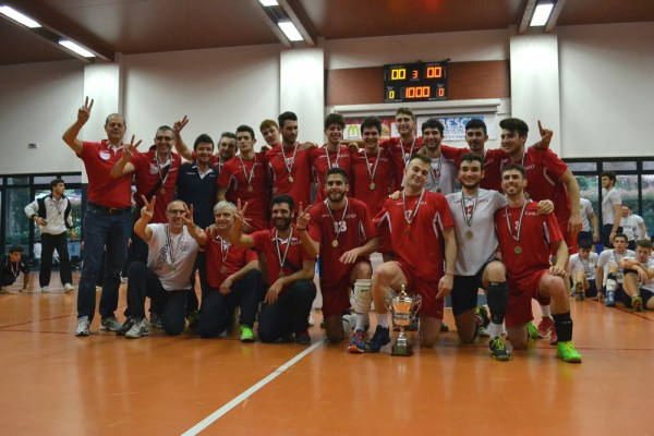 prima classificata u19